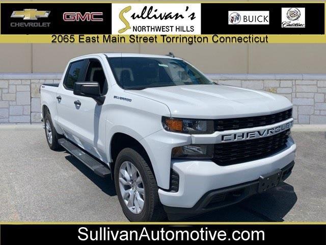 Used Chevrolet Silverado 1500 Custom 2019   Sullivan Automotive Group. Avon, Connecticut