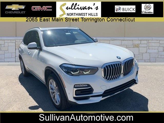 Used BMW X5 xDrive40i 2020   Sullivan Automotive Group. Avon, Connecticut