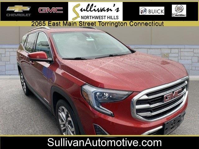 Used GMC Terrain SLT 2018   Sullivan Automotive Group. Avon, Connecticut