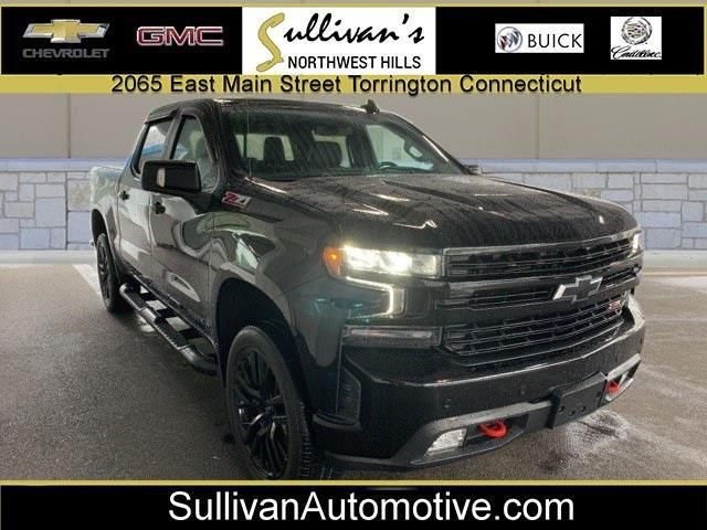 Used Chevrolet Silverado 1500 LT Trail Boss 2019   Sullivan Automotive Group. Avon, Connecticut
