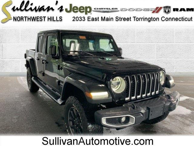 Used Jeep Gladiator Overland 2020   Sullivan Automotive Group. Avon, Connecticut