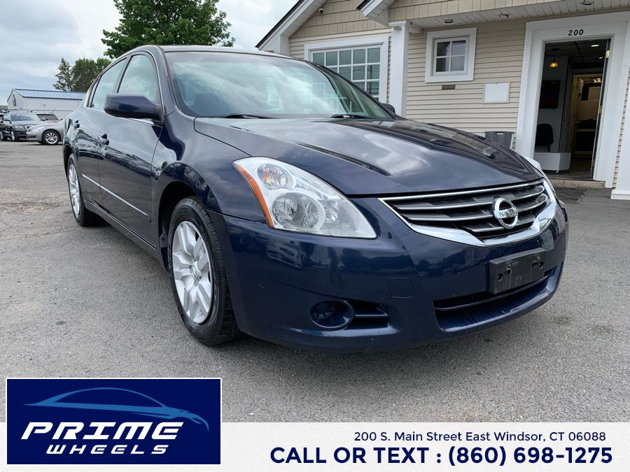 Used 2012 Nissan Altima in East Windsor, Connecticut | Prime Wheels. East Windsor, Connecticut
