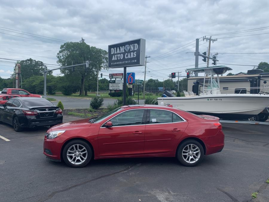 2014 Chevrolet Malibu 4dr Sdn LT w/1LT, available for sale in Vernon, CT