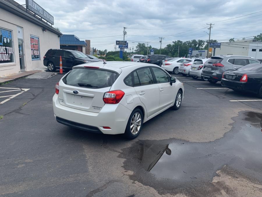 Used Subaru Impreza Wagon 5dr Auto 2.0i Premium 2014   Diamond Auto Cars LLC. Vernon, Connecticut