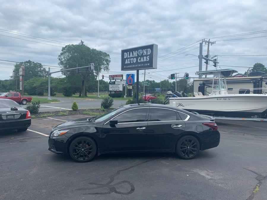 Used 2017 Nissan Altima in Vernon, Connecticut   Diamond Auto Cars LLC. Vernon, Connecticut