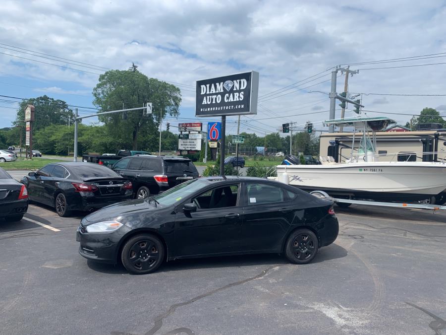 Used 2013 Dodge Dart in Vernon, Connecticut | Diamond Auto Cars LLC. Vernon, Connecticut
