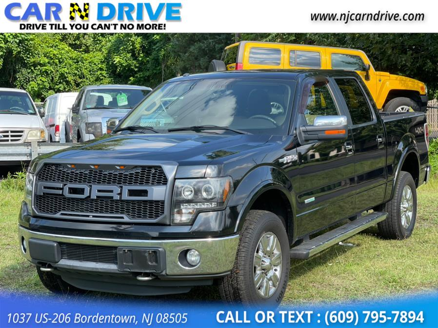 Used Ford F-150 Lariat SuperCrew 6.5-ft. Bed 4WD 2011   Car N Drive. Bordentown, New Jersey