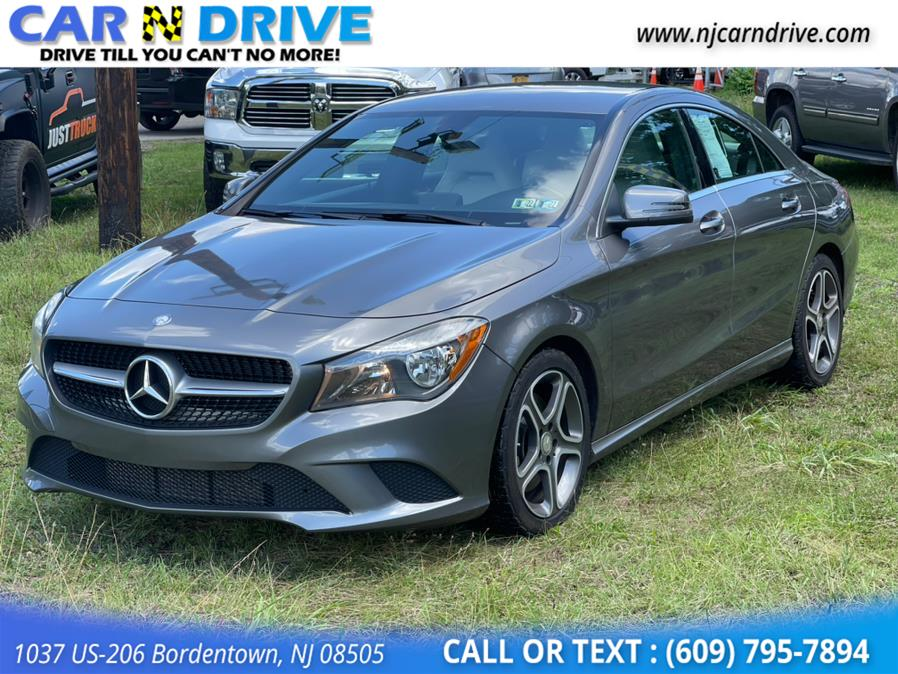 Used Mercedes-benz Cla-class CLA250 4MATIC 2014 | Car N Drive. Bordentown, New Jersey