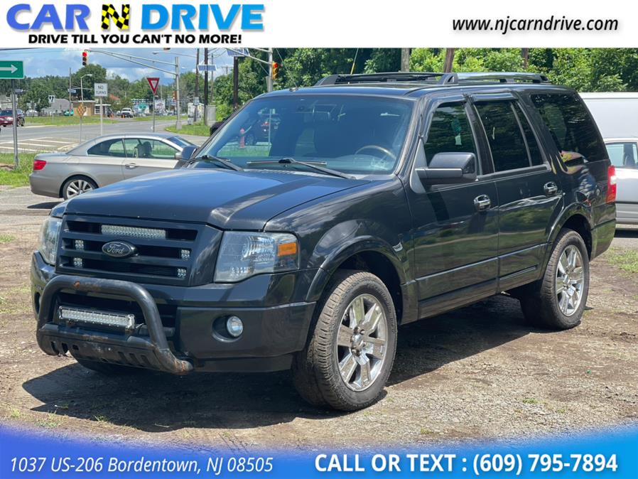 Used Ford Expedition Limited 4WD 2010 | Car N Drive. Bordentown, New Jersey