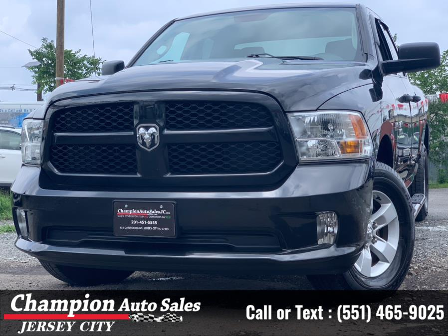 Used 2018 Ram 1500 in Jersey City, New Jersey | Champion Auto Sales. Jersey City, New Jersey
