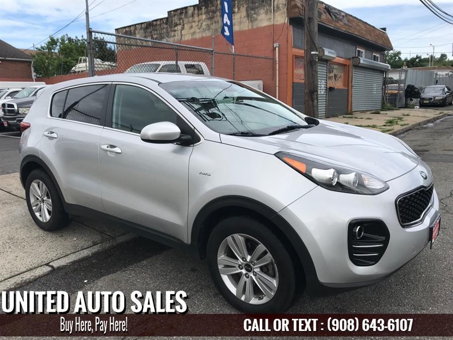 Used Kia Sportage LX 2017 | United Auto Sale. Newark, New Jersey