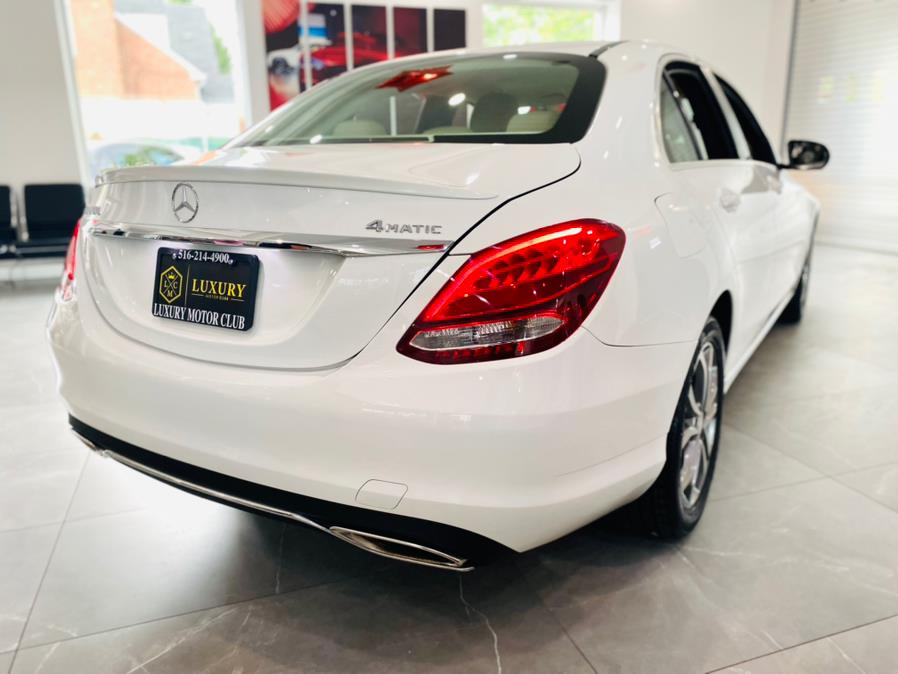 Used Mercedes-Benz C-Class 4dr Sdn C 300 4MATIC 2015   C Rich Cars. Franklin Square, New York