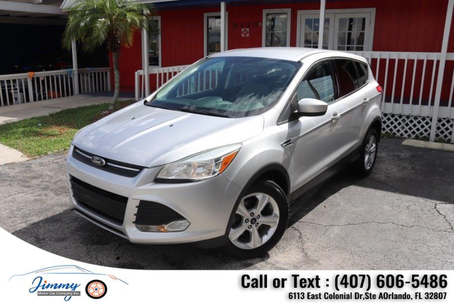 Used Ford Escape FWD 4dr SE 2014   Jimmy Motor Car Company Inc. Orlando, Florida