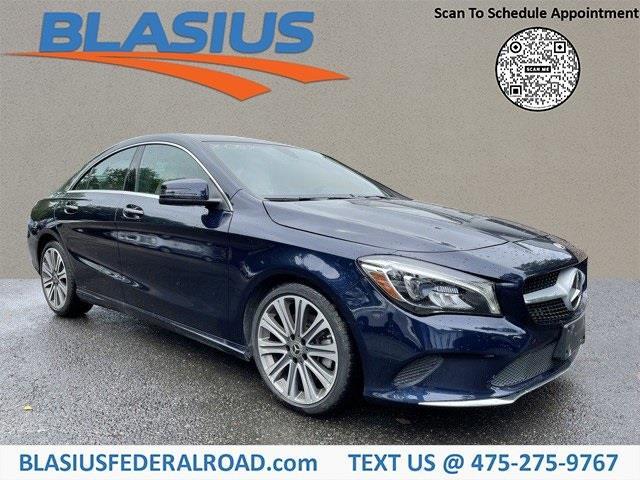Used Mercedes-benz Cla CLA 250 2018 | Blasius Federal Road. Brookfield, Connecticut