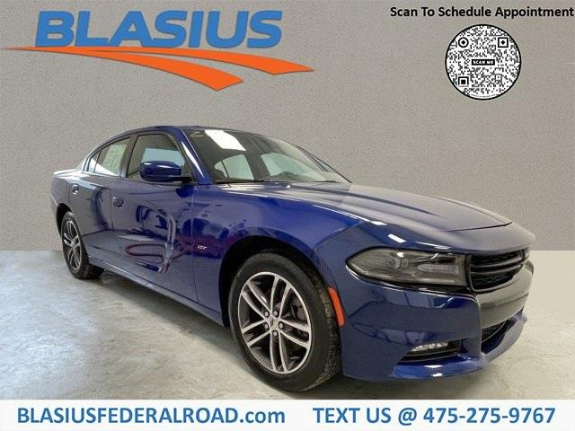 Used Dodge Charger GT 2018   Blasius Federal Road. Brookfield, Connecticut