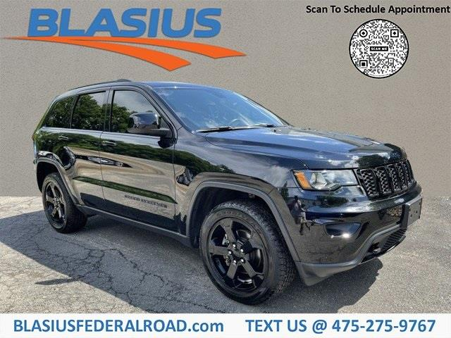 Used Jeep Grand Cherokee Upland Edition 2018 | Blasius Federal Road. Brookfield, Connecticut