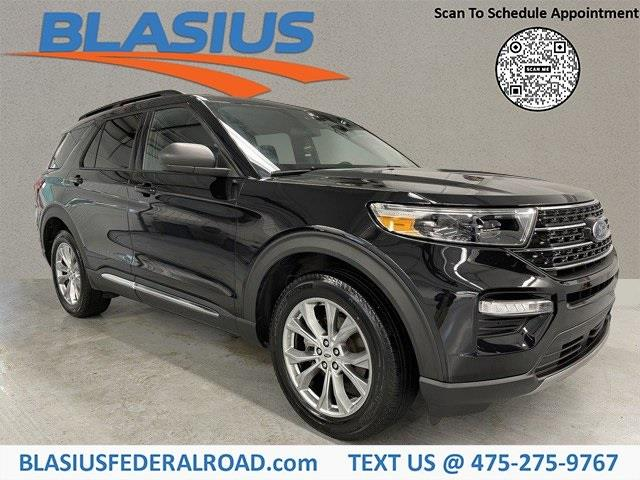 Used Ford Explorer XLT 2020 | Blasius Federal Road. Brookfield, Connecticut