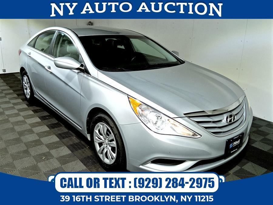 Used Hyundai Sonata 4dr Sdn 2.4L Auto GLS PZEV *Ltd Avail* 2013 | NY Auto Auction. Brooklyn, New York