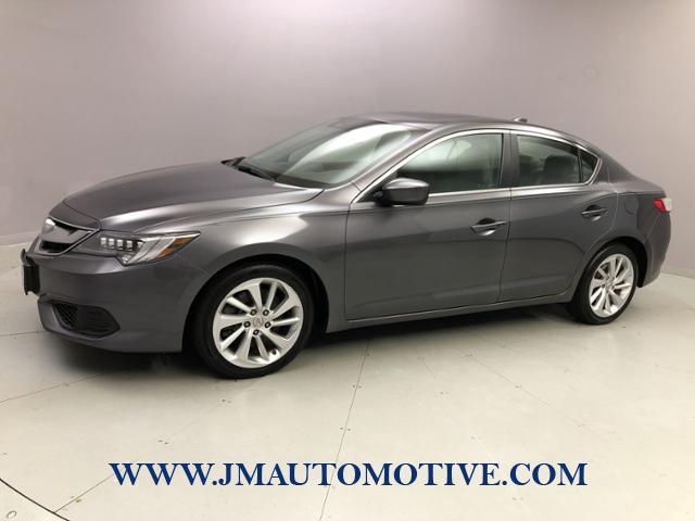 Used Acura Ilx Sedan w/Technology Plus Pkg 2018 | J&M Automotive Sls&Svc LLC. Naugatuck, Connecticut