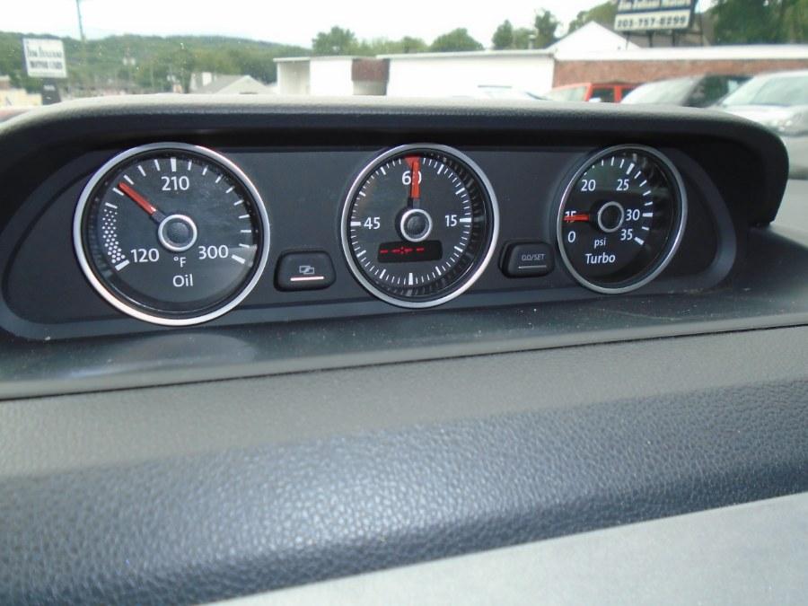 Used Volkswagen Beetle Coupe 2dr DSG 2.0L TDI w/Sun/Sound/Nav 2014 | Jim Juliani Motors. Waterbury, Connecticut