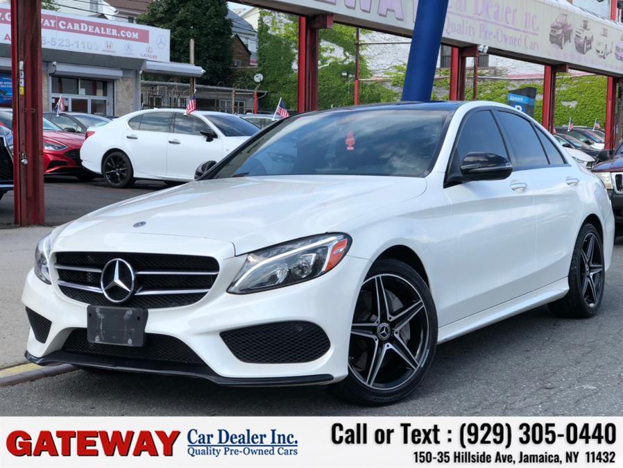 Used Mercedes-Benz C-Class C 300 4MATIC Sedan 2018 | Gateway Car Dealer Inc. Jamaica, New York