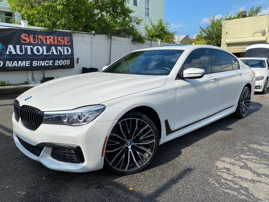 Used 2019 BMW 7 Series in Jamaica, New York | Sunrise Autoland. Jamaica, New York