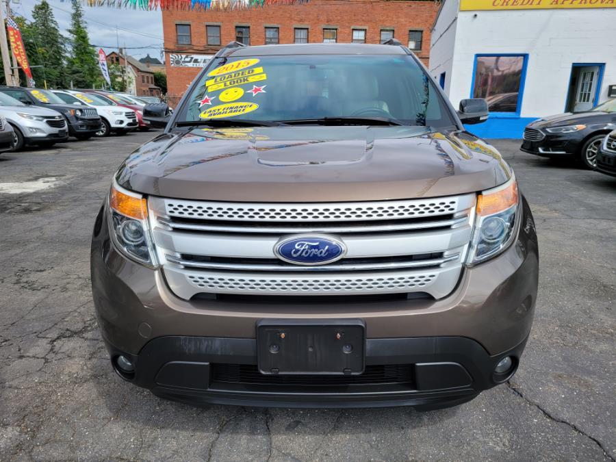 Used Ford Explorer 4WD 4dr XLT 2015 | Affordable Motors Inc. Bridgeport, Connecticut