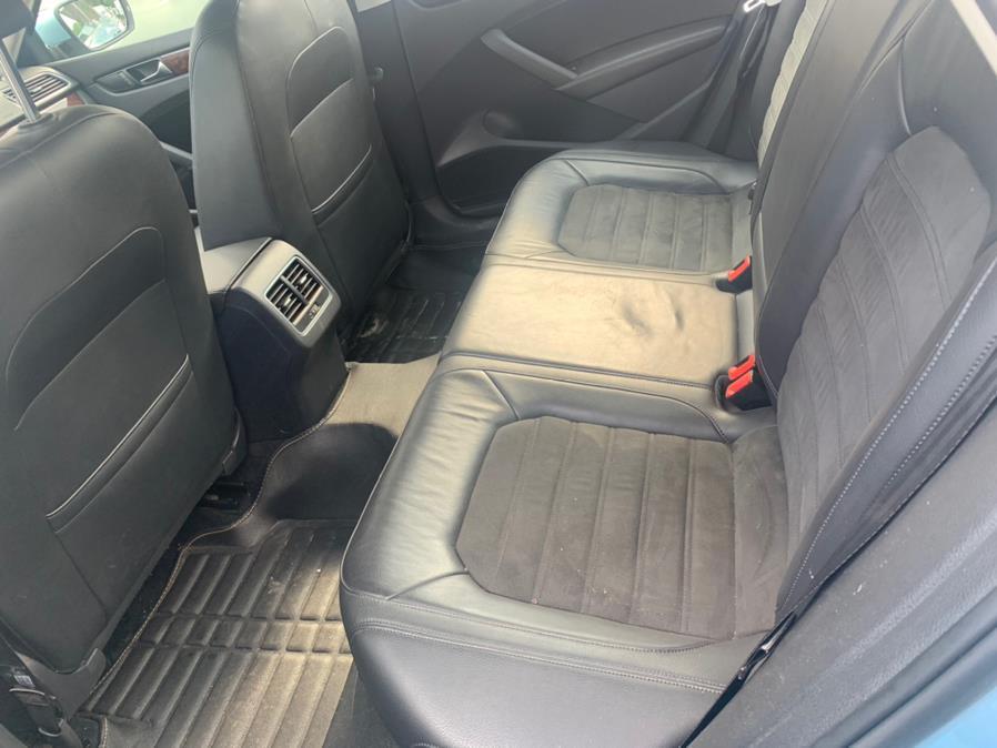 Used Volkswagen Passat 4dr Sdn 2.0L DSG TDI SEL Premium 2013 | Atlantic Used Car Sales. Brooklyn, New York