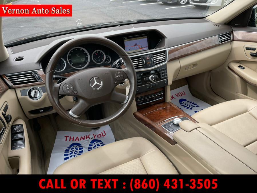 Used Mercedes-Benz E-Class 4dr Sdn E350 Luxury 4MATIC 2010 | Vernon Auto Sale & Service. Manchester, Connecticut