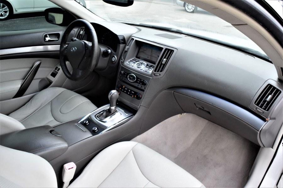 Used INFINITI G37 Coupe 2dr Sport RWD 2012 | Rahib Motors. Winter Park, Florida