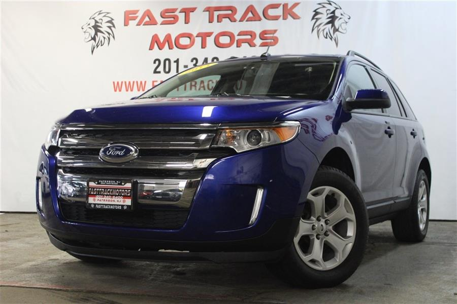 Used Ford Edge SEL 2014 | Fast Track Motors. Paterson, New Jersey