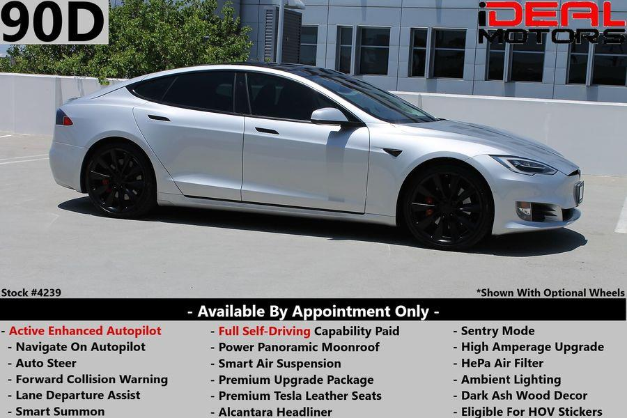 Used 2017 Tesla Model s in Costa Mesa, California | Ideal Motors. Costa Mesa, California