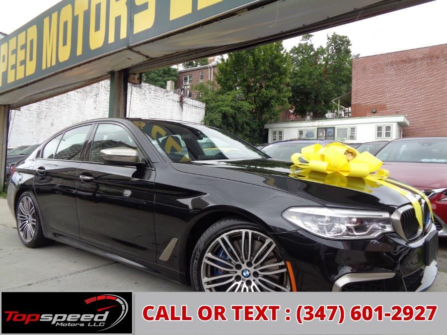 Used BMW 5 Series M550i xDrive 2018   Top Speed Motors LLC. Jamaica, New York
