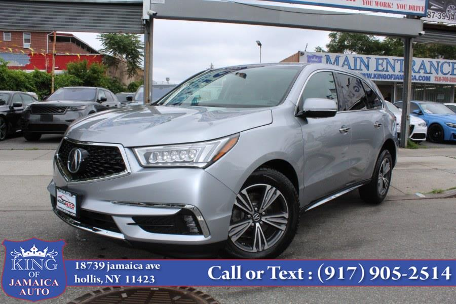 2018 Acura MDX SH-AWD, available for sale in Hollis, NY