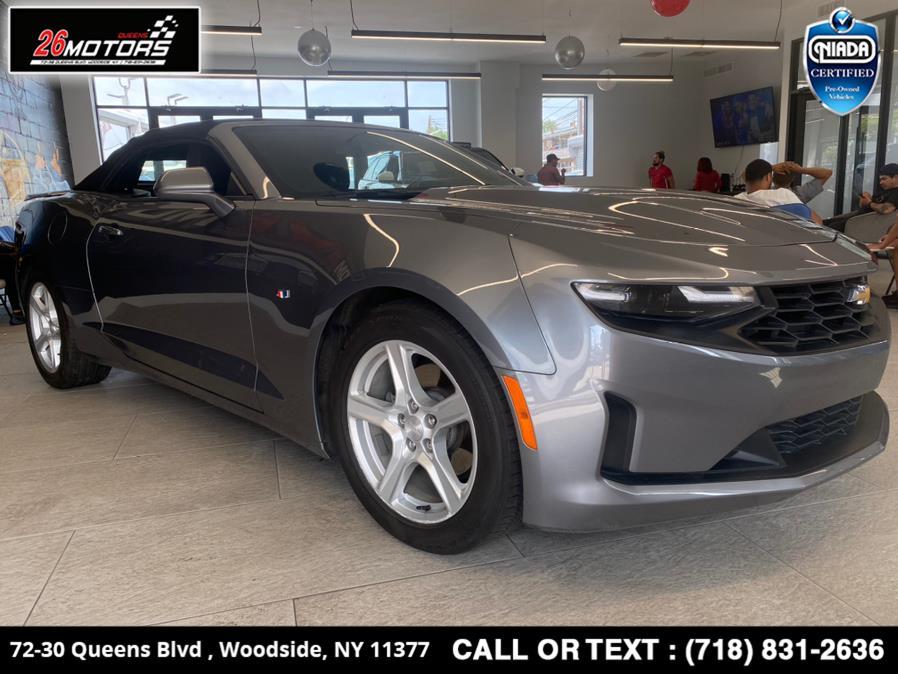 Used Chevrolet Camaro 2dr Conv 1LT 2020 | 26 Motors Queens. Woodside, New York