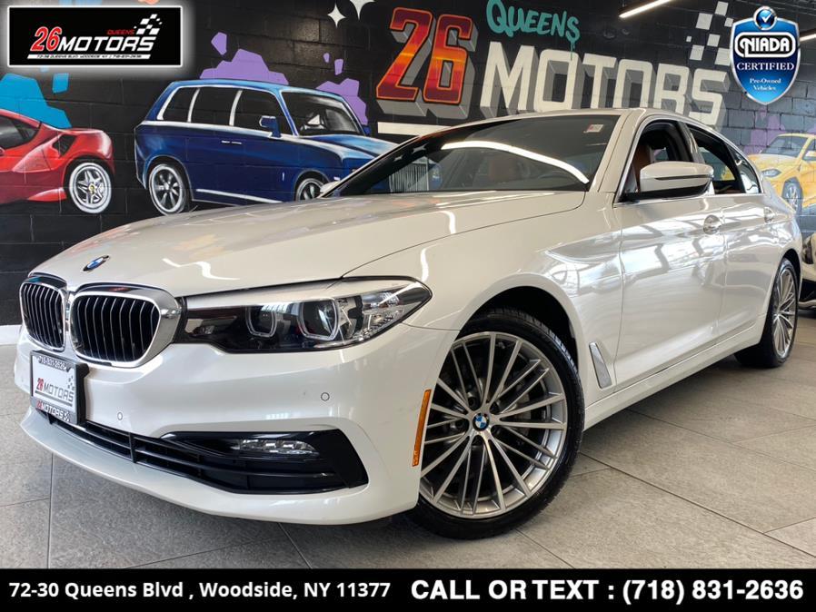 Used 2018 BMW 5 Series in Woodside, New York | 26 Motors Queens. Woodside, New York