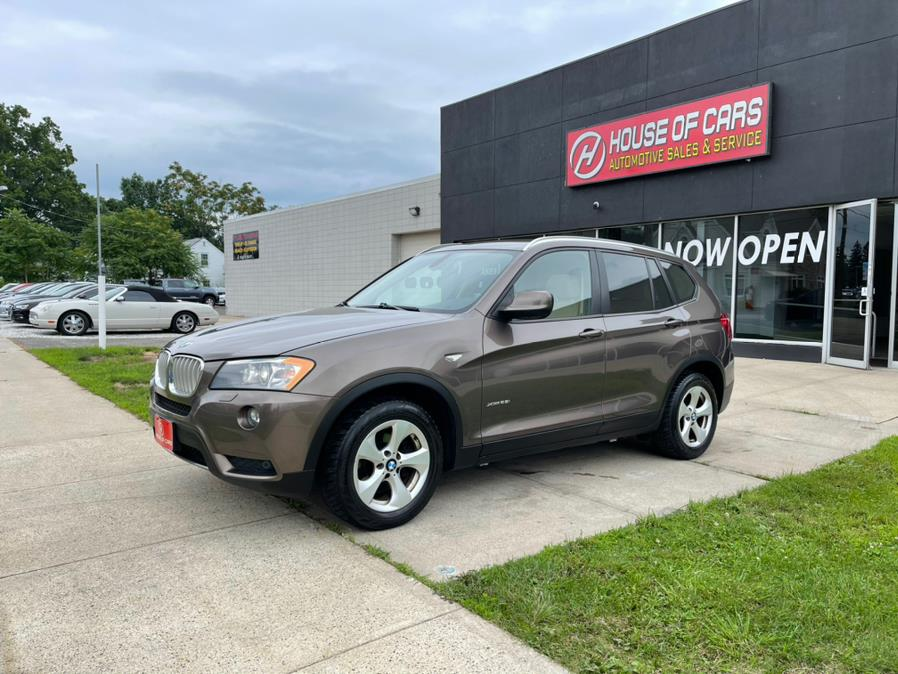 Used 2011 BMW X3 in Meriden, Connecticut | House of Cars CT. Meriden, Connecticut