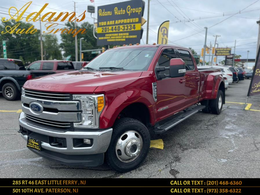 Used Ford Super Duty F-350 DRW Lariat 4WD Crew Cab 8'' Box 2017   Adams Auto Group . Little Ferry , New Jersey