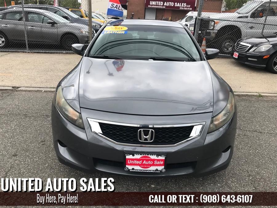 Used Honda Accord EXL 2008   United Auto Sale. Newark, New Jersey