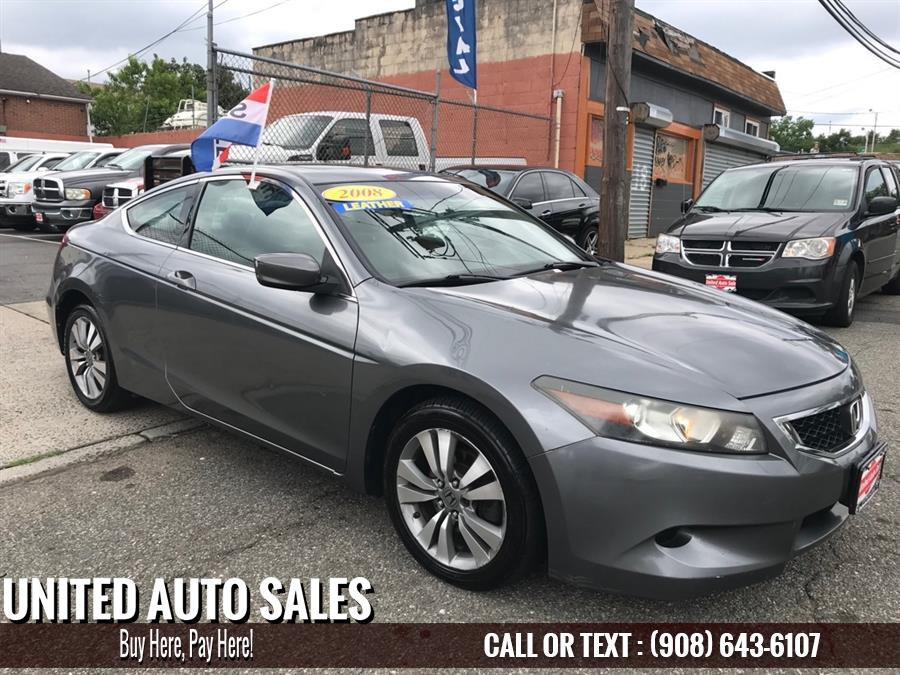 Used Honda Accord EXL 2008 | United Auto Sale. Newark, New Jersey
