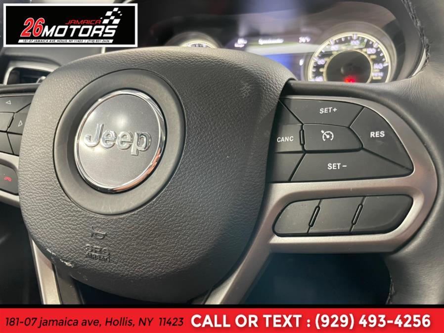 Used Jeep Cherokee Limited Limited 4x4 2019 | Jamaica 26 Motors. Hollis, New York