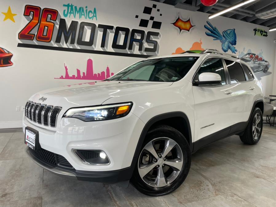 Used 2019 Jeep Cherokee Limited in Hollis, New York | Jamaica 26 Motors. Hollis, New York