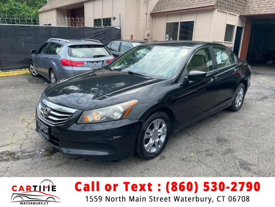 2011 Honda Accord Sdn 4dr I4 Auto SE, available for sale in Waterbury, CT