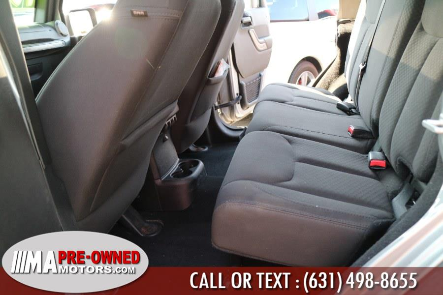 Used Jeep Wrangler Unlimited 4WD 4dr Sport 2015   M & A Motors. Huntington, New York