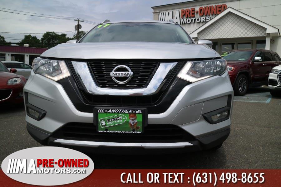 Used Nissan Rogue AWD SL 2017 | M & A Motors. Huntington, New York
