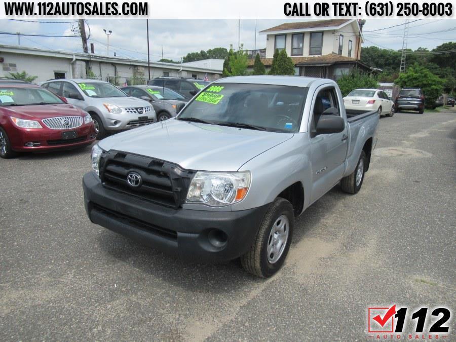 "Used Toyota Tacoma Reg 109"" Auto (Natl) 2005 | 112 Auto Sales. Patchogue, New York"