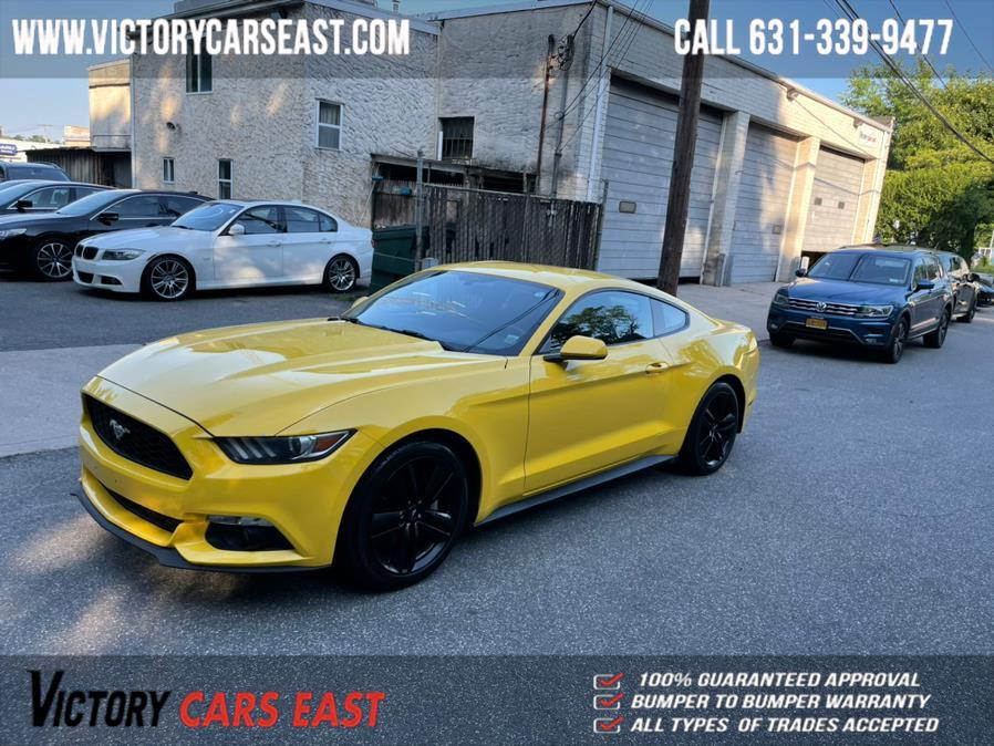 Used Ford Mustang 2dr Fastback EcoBoost 2015   Victory Cars East LLC. Huntington, New York