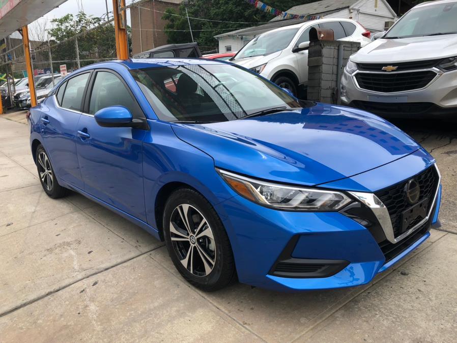 Used 2021 Nissan Sentra in Jamaica, New York | Sylhet Motors Inc.. Jamaica, New York