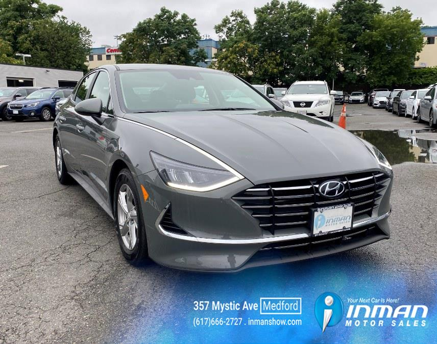 Used Hyundai Sonata SE 2.5L 2021   Inman Motors Sales. Medford, Massachusetts