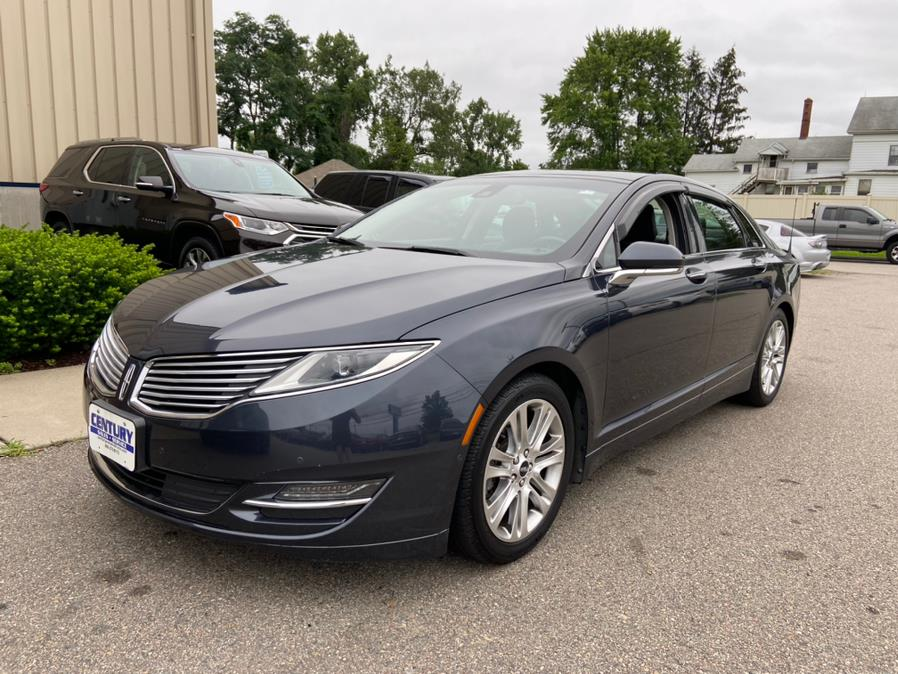 Used 2014 Lincoln MKZ in East Windsor, Connecticut | Century Auto And Truck. East Windsor, Connecticut